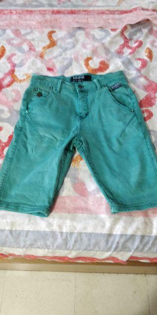 Pantalones marca Koroshi, talla 28/38