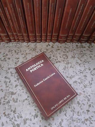 Colección Historia Universal de la Literatura