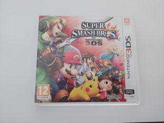 Super Smash Bros 3ds y 2ds