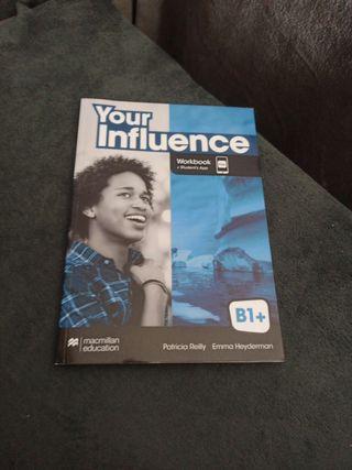 libro de inglés your influence