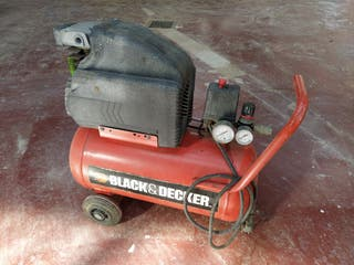 compresor black & Decker 1500w