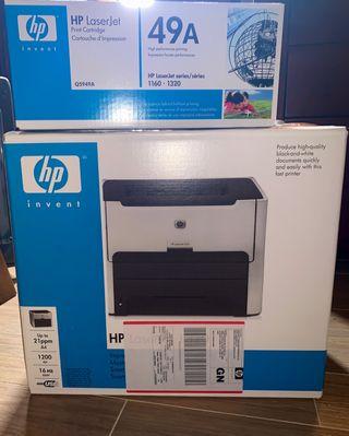 Impresora HP laser jet 1320 nueva