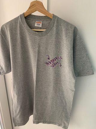 Camiseta de supreme talla L