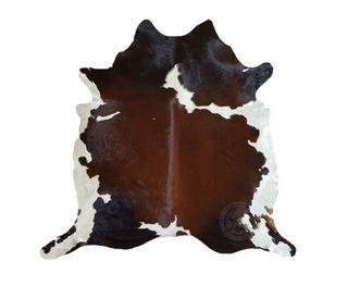 Alfombra vaca oscura Zara Home