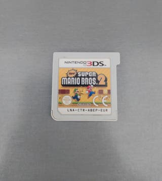 New Super Mario Bros 2 3ds y 2ds
