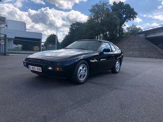 Porsche 924 1988