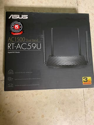 Router wifi Asus RT-AC59U