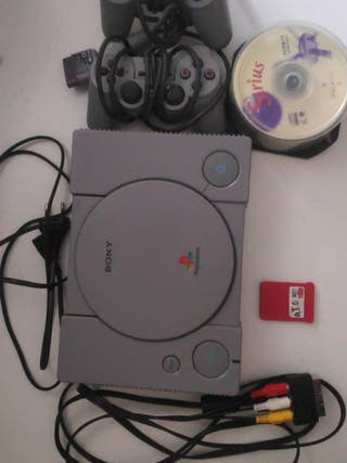 PlayStation 1 SCPH-5502 (PS1)