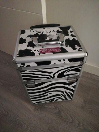 maleta de transporte