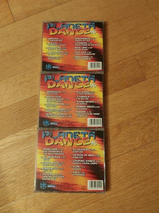 PLANETA DANCE 96