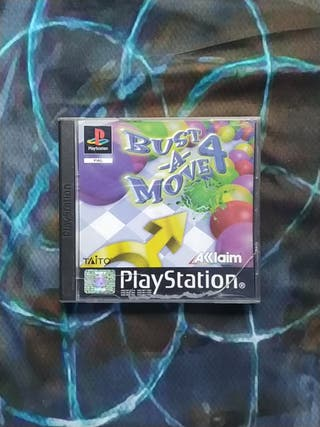 Bust A Move 4 psx ps1 play 1 PlayStation