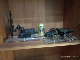 Colección maquinaria obra publica