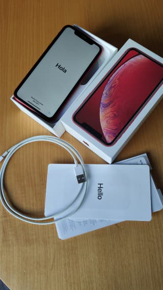 Móvil IPHONE XR 126 gb