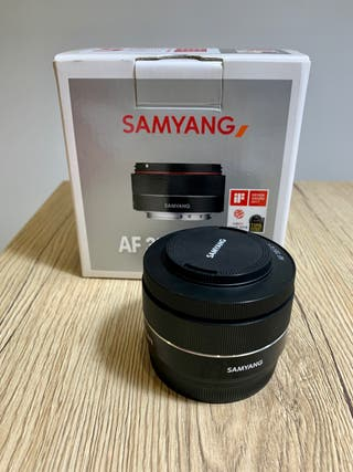 Samyang 35mm 2.8
