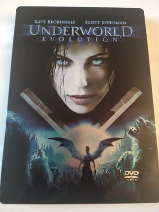 Steelbook. Underworld Evolution. DVD