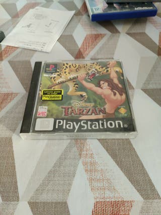 Tarzan Playstation 1