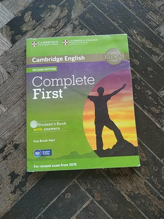 Complete first de Cambridge