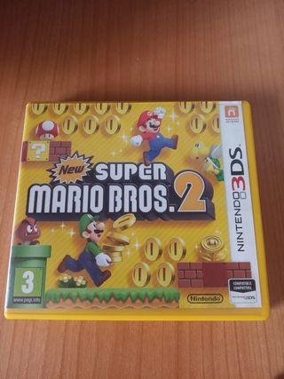 New Super Mario Bros 2 (3ds)