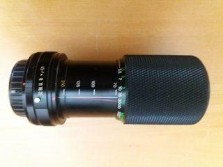 Vivitar 70-210 mm 1:4.5 FD para Canon