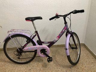 Bicicleta paseo teens girl chica
