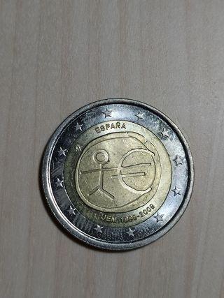 Moneda 2€ España 2009