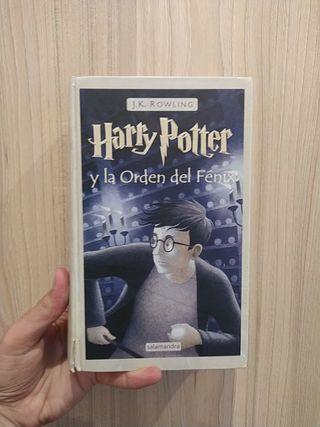 Harry Potter y la Orden del Fénix (novela)