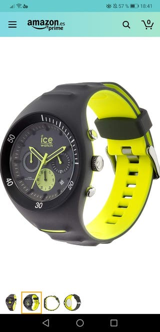 Reloj Ice-Watch P. Leclercq Anthracite