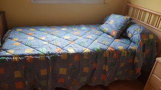 colcha de cama de 90