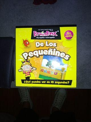 Brainbox juego de memoria