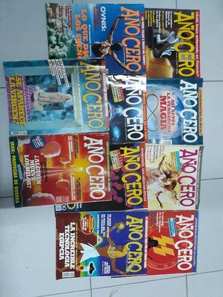 10 Revistas Año Cero