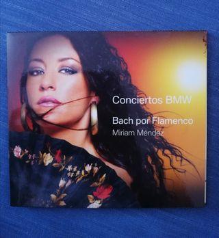 CD fusión Bach/flamenco