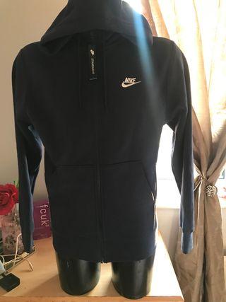 Nike jumper for man colour blue saiz S