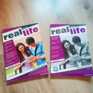 Libros inglés REAL LIFE