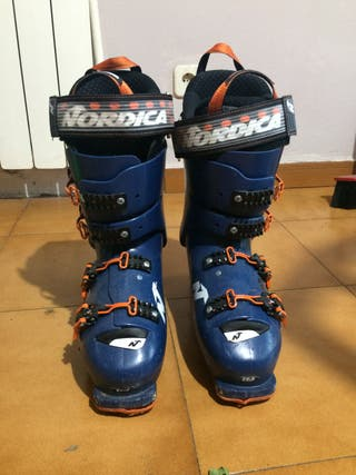 Botas esqui freeride