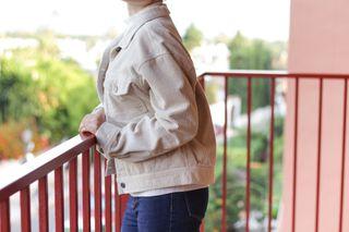 Cazadora chaqueta Pull&Bear mujer nueva con etique
