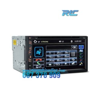 "RADIO DVD 2DIN 7"" HD TÁCTIL BLUETOOTH USB SD"