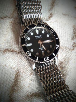 Reloj Seiko sport 150 dive