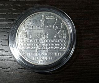 Moneda 10 euros Austria 2002 - Castillo Eggenberg
