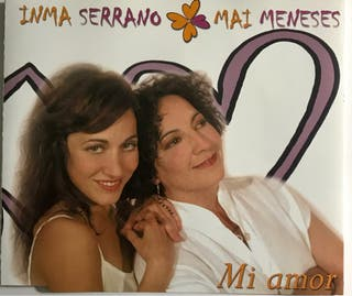 CD Single Mai Meneses Inma Serrano