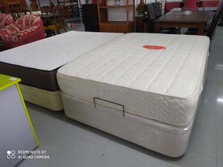 Canapé 135 mas colchón
