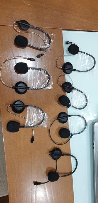 Microfonos Intercomunicadores Midland Btx 1 y 2