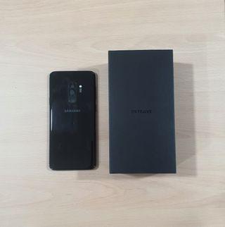 samsung s9+ 64gb negro leves marcas