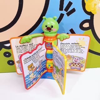 LIBRO MUSICAL FISHER PRICE