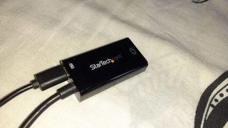 Convertidor de video de móvil SlimPort a a HDMI