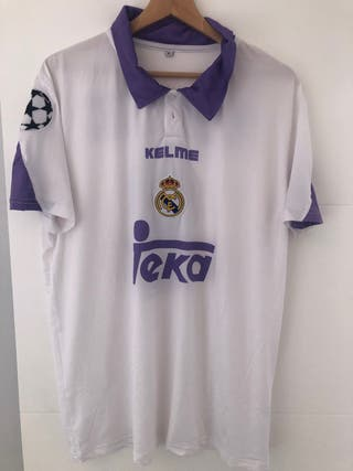 Camiseta Real Madrid Retro septima 97-98 Mijatovic