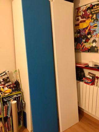 Puertas y Baldas - Armario PAX Ikea