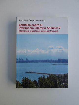 Estudios sobre el Patrimonio Literario Andaluz V