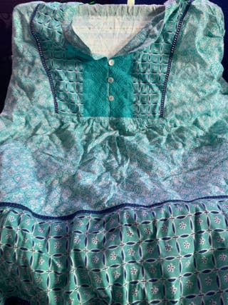 Camiseta Verde, Cortefiel