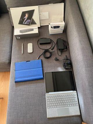 Surface Pro i7 16gb Ram 512gb + todos accesorios