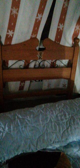 Cabecero de cama 90
